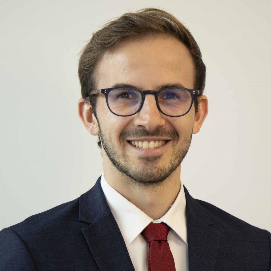 Bastian Harth, Chairperson
