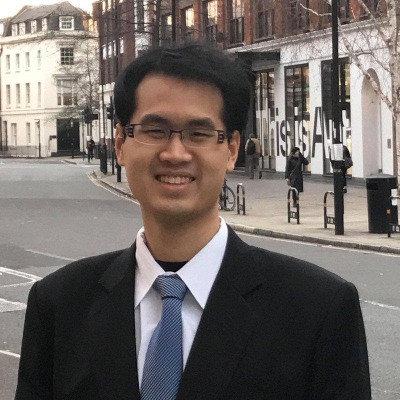 Woradon Yomjinda | Vice-Chairperson